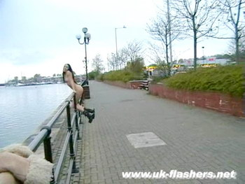 Dark Isis Public Nudity and Flashing