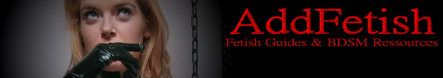 Add Fetish - The BDSM Library of Kink and Deviance